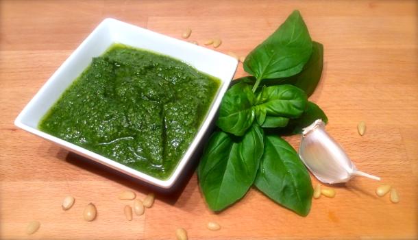 Pesto alla Genovese - pesto sauce
