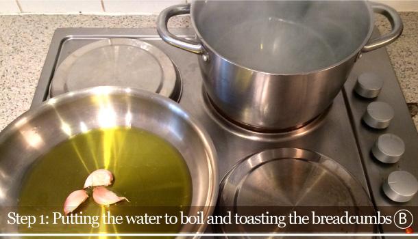 """Pasta with Roman Cauliflower and Anchovies"" recipe"