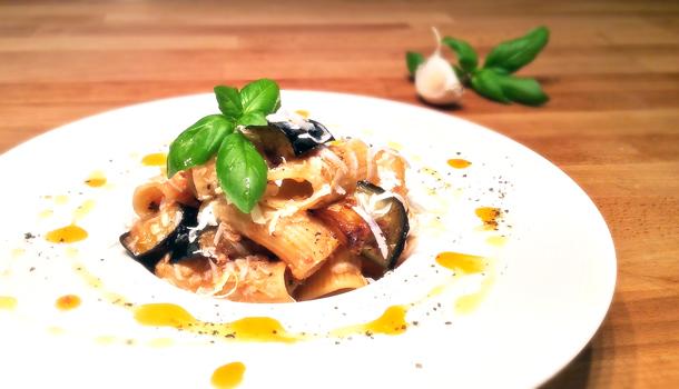 """""""Pasta alla Norma"""" recipe"""