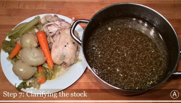 """""""Chicken Stock"""" recipe - """"Brodo di Pollo"""""""