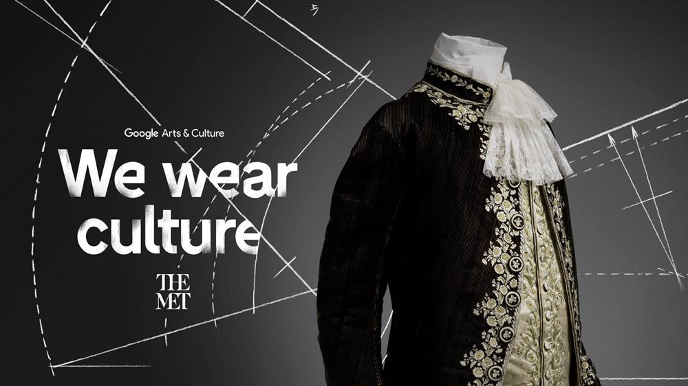 """Risultati immagini per """"We wear culture"""", una sfilata virtuale che attraversa tremila anni"""
