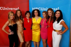 Real Housewives of Dallas Summer Press Day