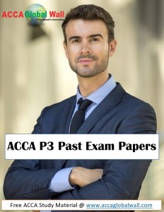 ACCA P3 Past Exam Papers