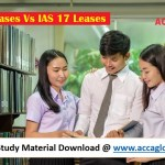 IFRS 16 Leases Vs IAS 17 Leases