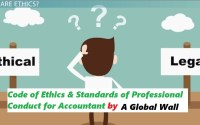 Code of Ethics & Standards of Professional Conduct for Accountant by ACCAGlobalWall