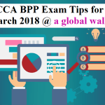 ACCA BPP Exam Tips for March 2018