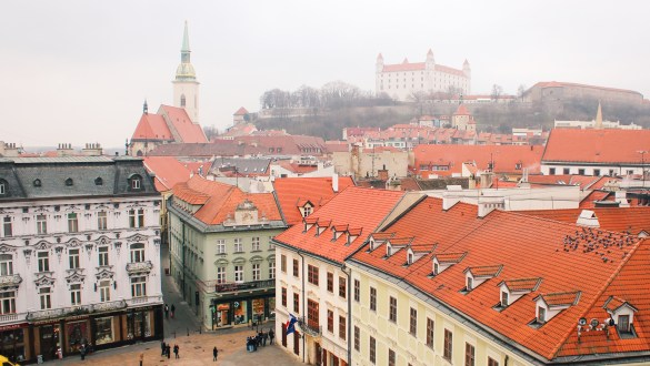 Is Bratislava as dangerous as its reputation?