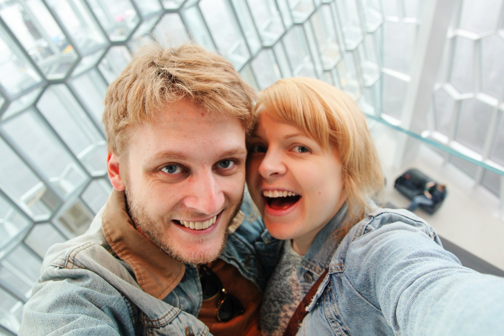 A sort of soppy travel love story