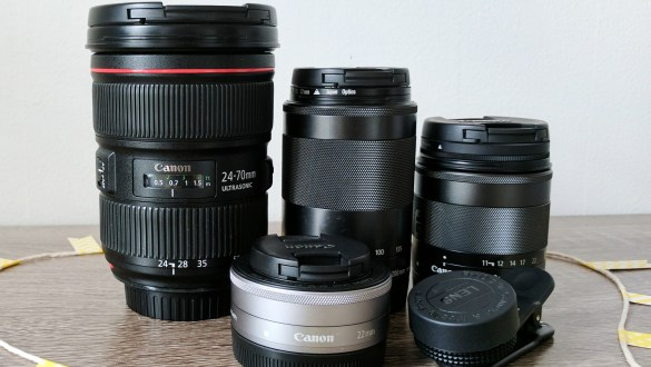 Must have lenses for travel photography