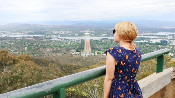 A guide to visiting Canberra
