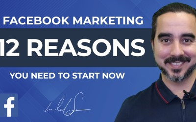 Facebook Marketing:12 Reasons You Need to Start NOW