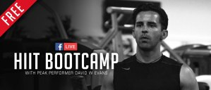 FREE FB live HIIT Bootcamp