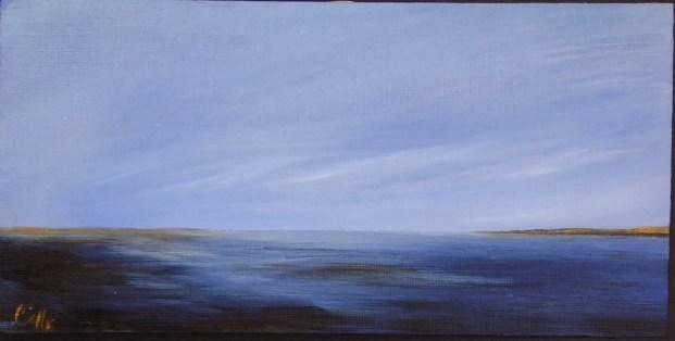 Sullen Sea study 1 8x4 oil