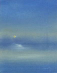 Gentle Reflection 10 x 8 oil