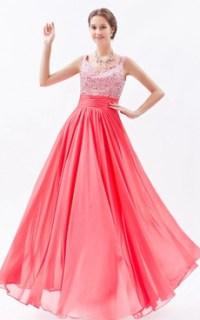 Junior Prom Dresses,Front Keyhole Bust Fuchsia Junior Prom ...