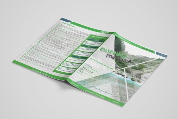 Bulletin Municipal de la Mairie de Ribiers de janvier 2020