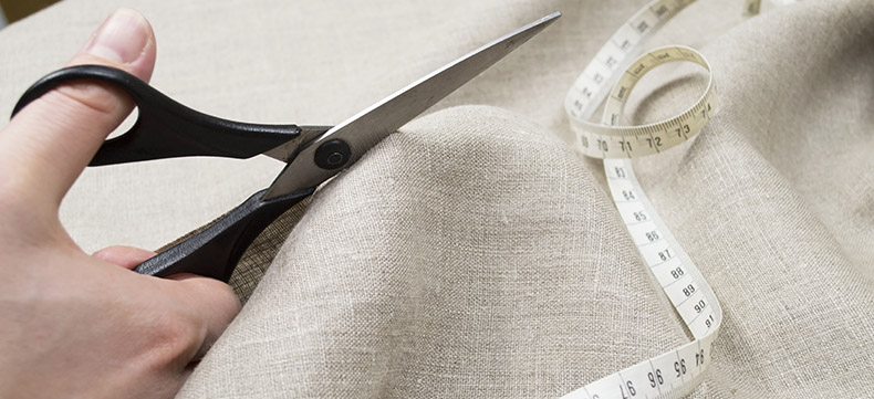 how to calculate the quantity of fabric