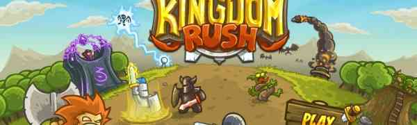 Kingdom rush – Armor Games