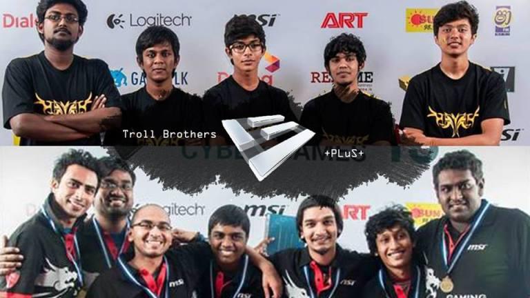 SLCG 2013 LOL winners