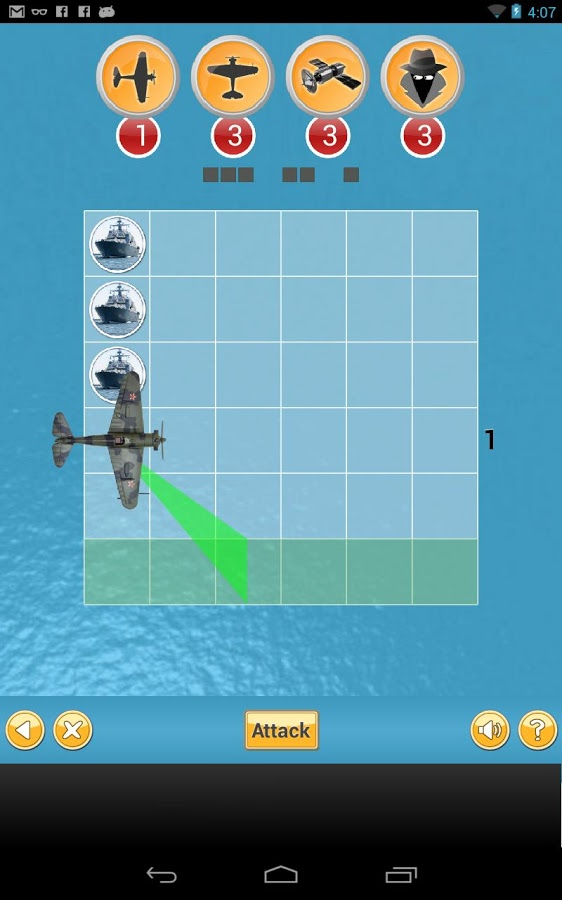 Review on Ship Attack Android Game 3