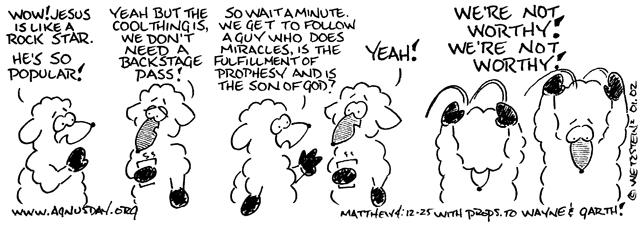 Commentary 4 12 Matthew 23