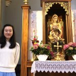 Beauty of concert Ave Maria drew woman to Catholic Church