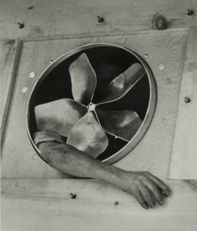 To Look Again: André Kertész