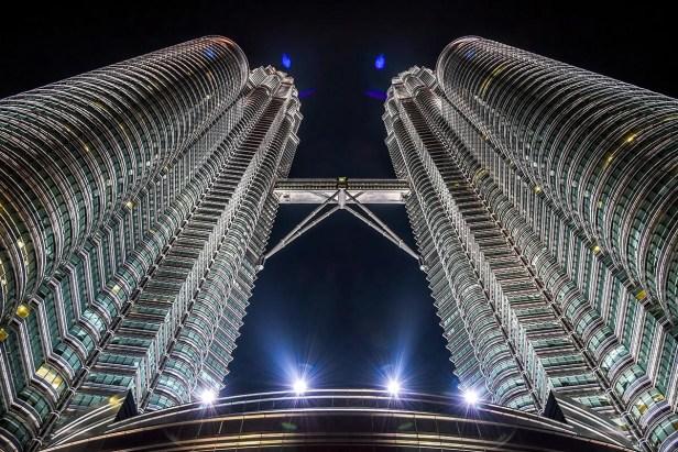 KLCC_Petronas Twin Towers_Kuala Lumpur_Malaysia