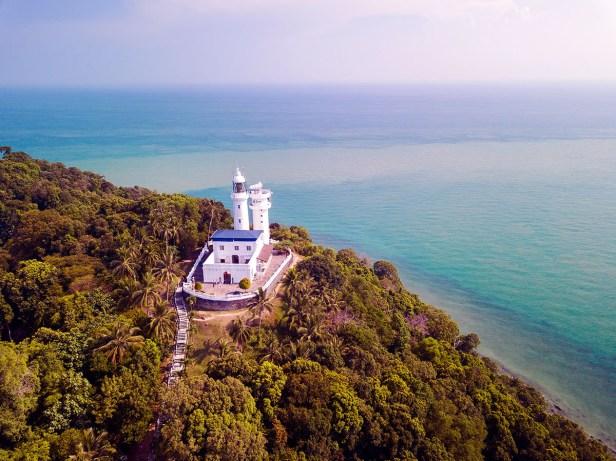 Port Dickson_Cape Rachado Lighthouse_ocean view
