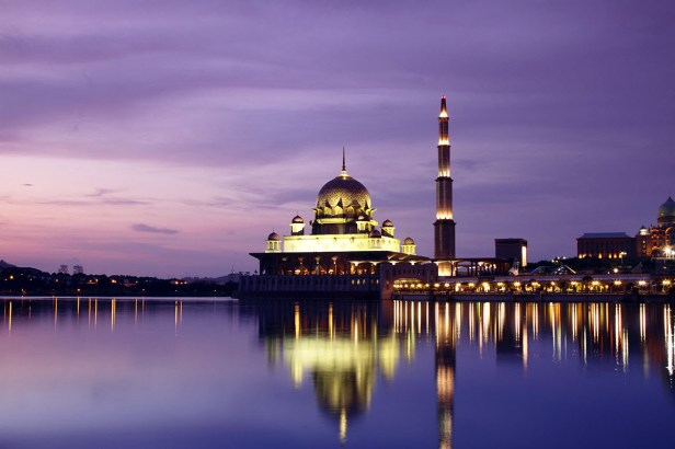 Putrajaya_Islamic art_architecture)