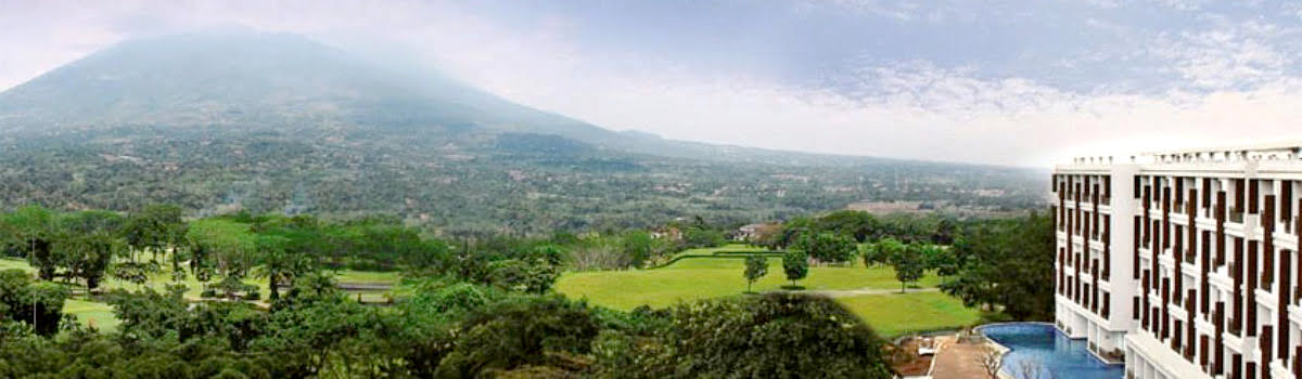 Featured image - view of mountains in Puncak Pass near Jakarta, Indonesia