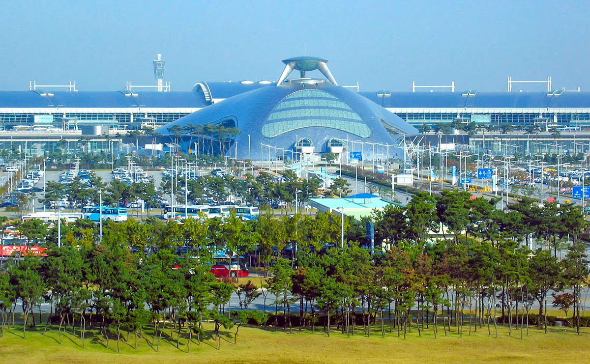 Seoul Airports Incheon Gimpo International Airport Guide
