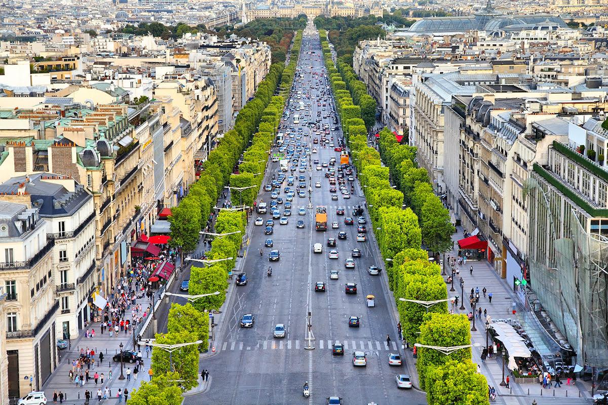 Cheap hotels in Paris-Elysee