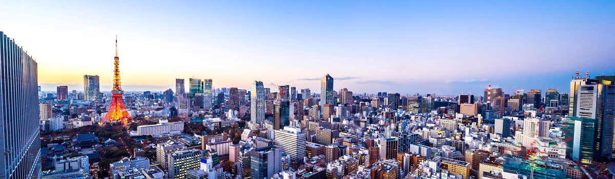 Cheap hotels in Tokyo-Japan-Featured photo-backpackig in Tokyo-Tokyo skyline
