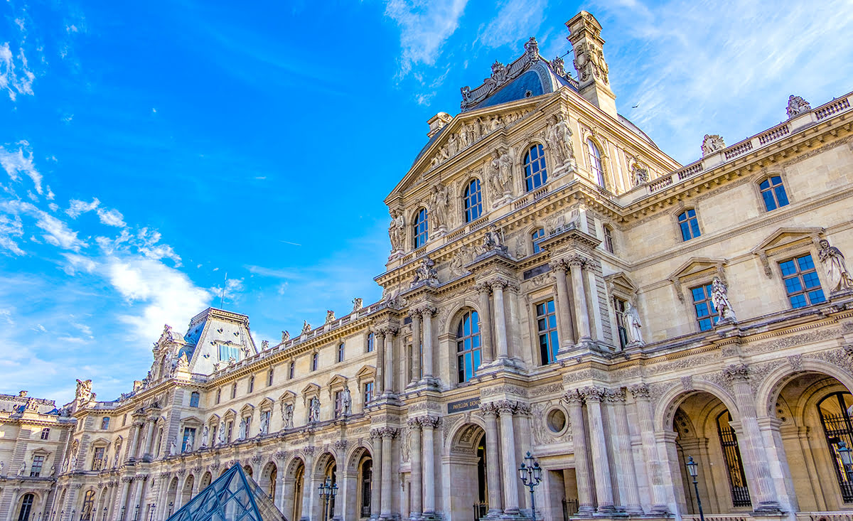 Paris itinerary-Paris 3 day itinerary-France-Louvre Museum