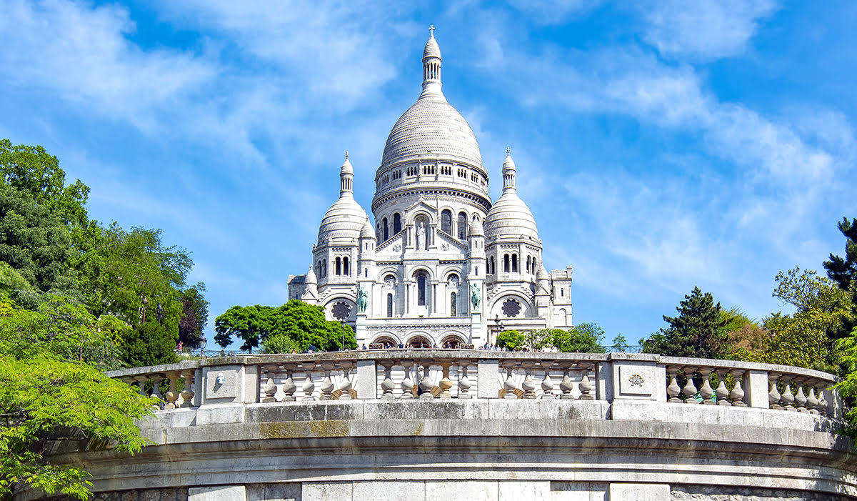 Paris itinerary-Paris 3 day itinerary-France-Sacred Heart Basilica of Montmartre-Sacre-Coeur