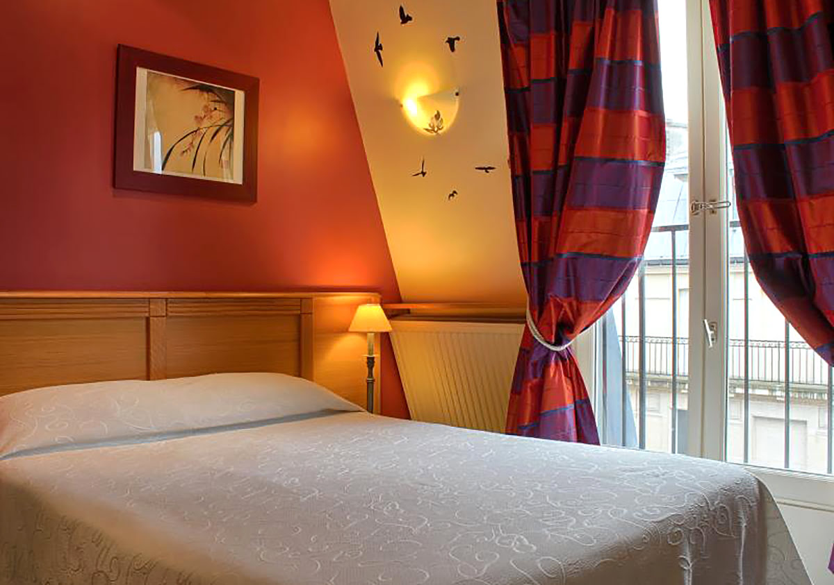Paris shopping-France-Hotel de Saint Germain