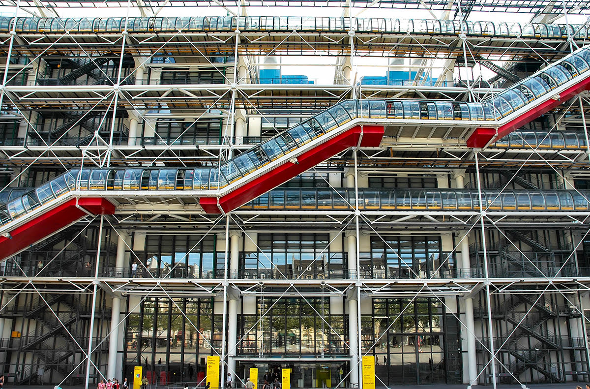 Things to do in Paris-Centre Georges Pompidou