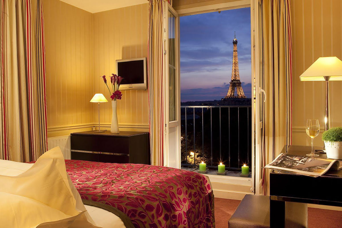 Things to do in Paris-Duquesne Eiffel Hotel