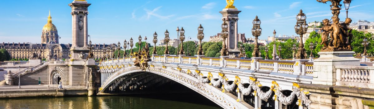 Things to do in Paris-Featured photo (1200x350) Pont Alexandre III