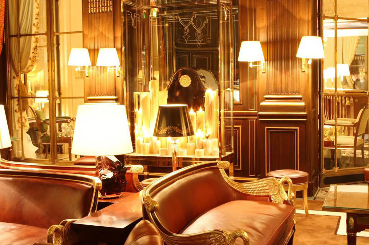 Things to do in Paris-Le Meurice Hotel