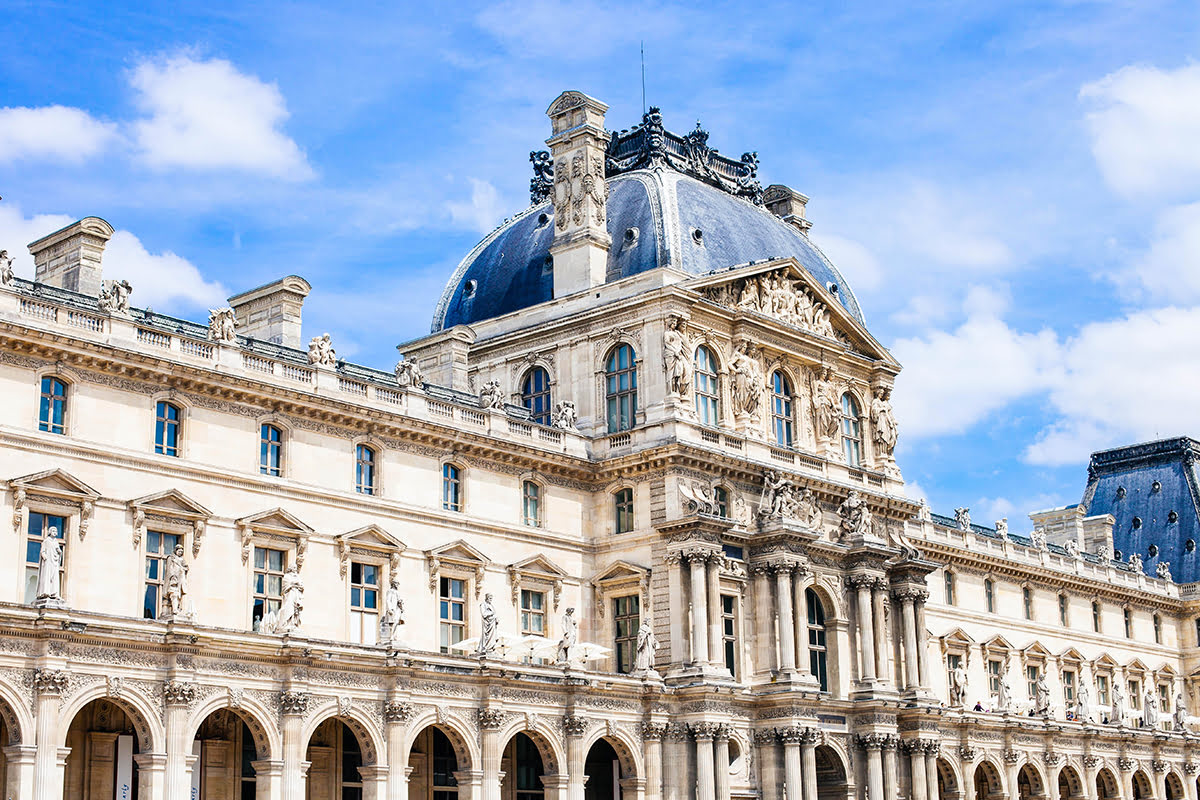 Things to do in Paris-Louvre Museum