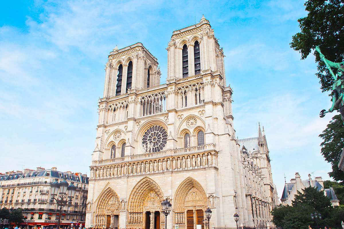 Things to do in Paris-Notre-Dame Cathedral