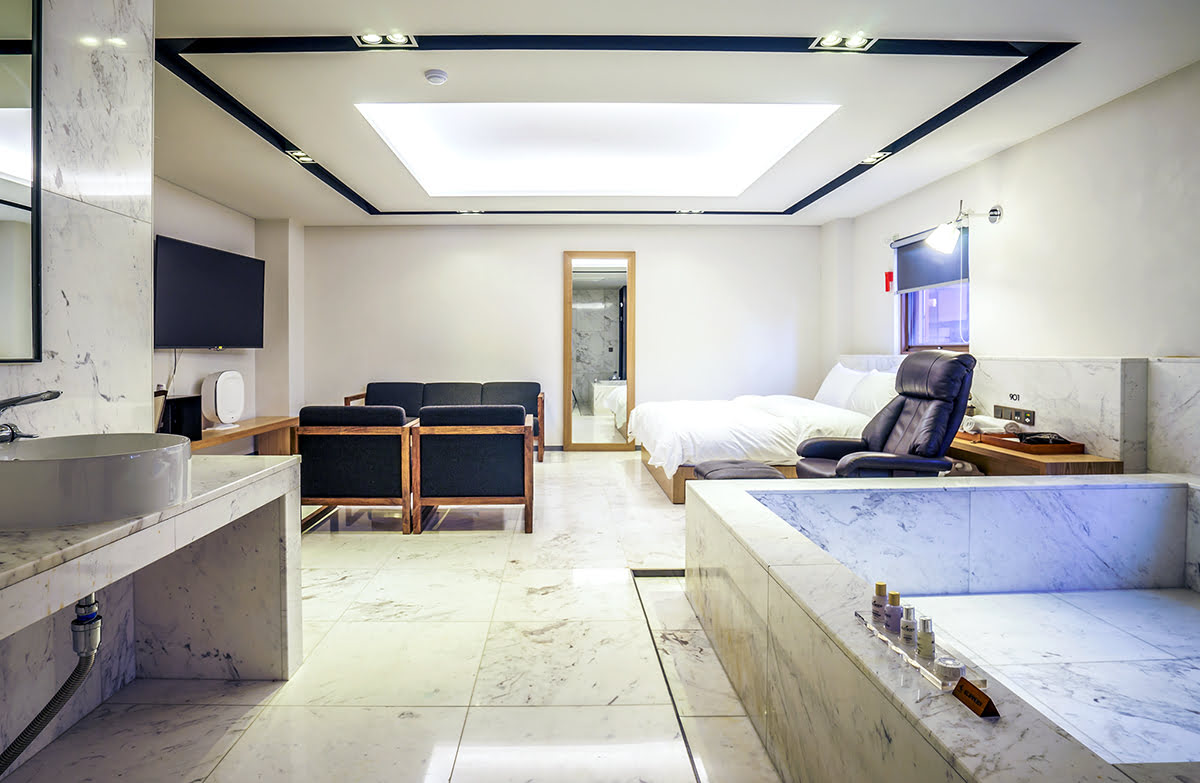 Where to stay in Seoul-South Korea-Capace Hotel Gangnam