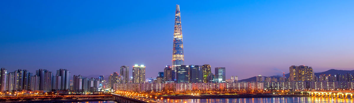 Where to stay in Seoul-South Korea-Featured photo-Seoul skyline