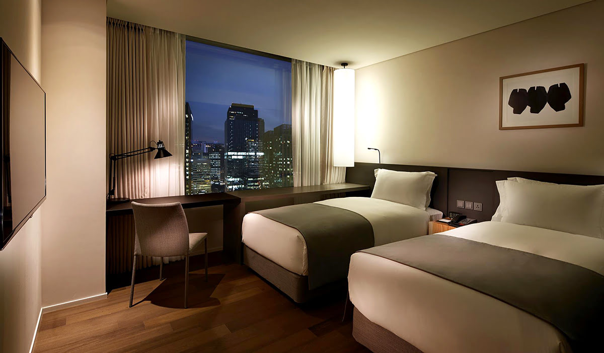 Where to stay in Seoul-South Korea-Shilla Stay Seocho