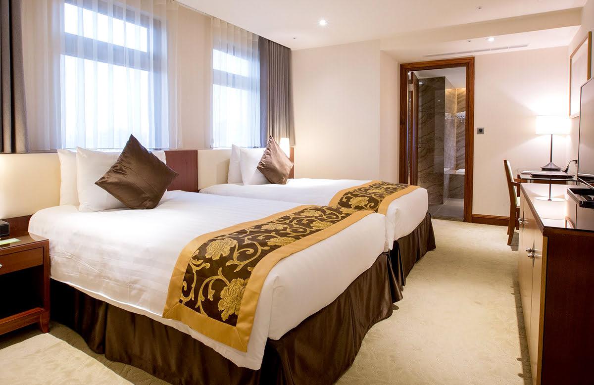 Where to stay in Taipei-Taiwan-Taipei City Hotel