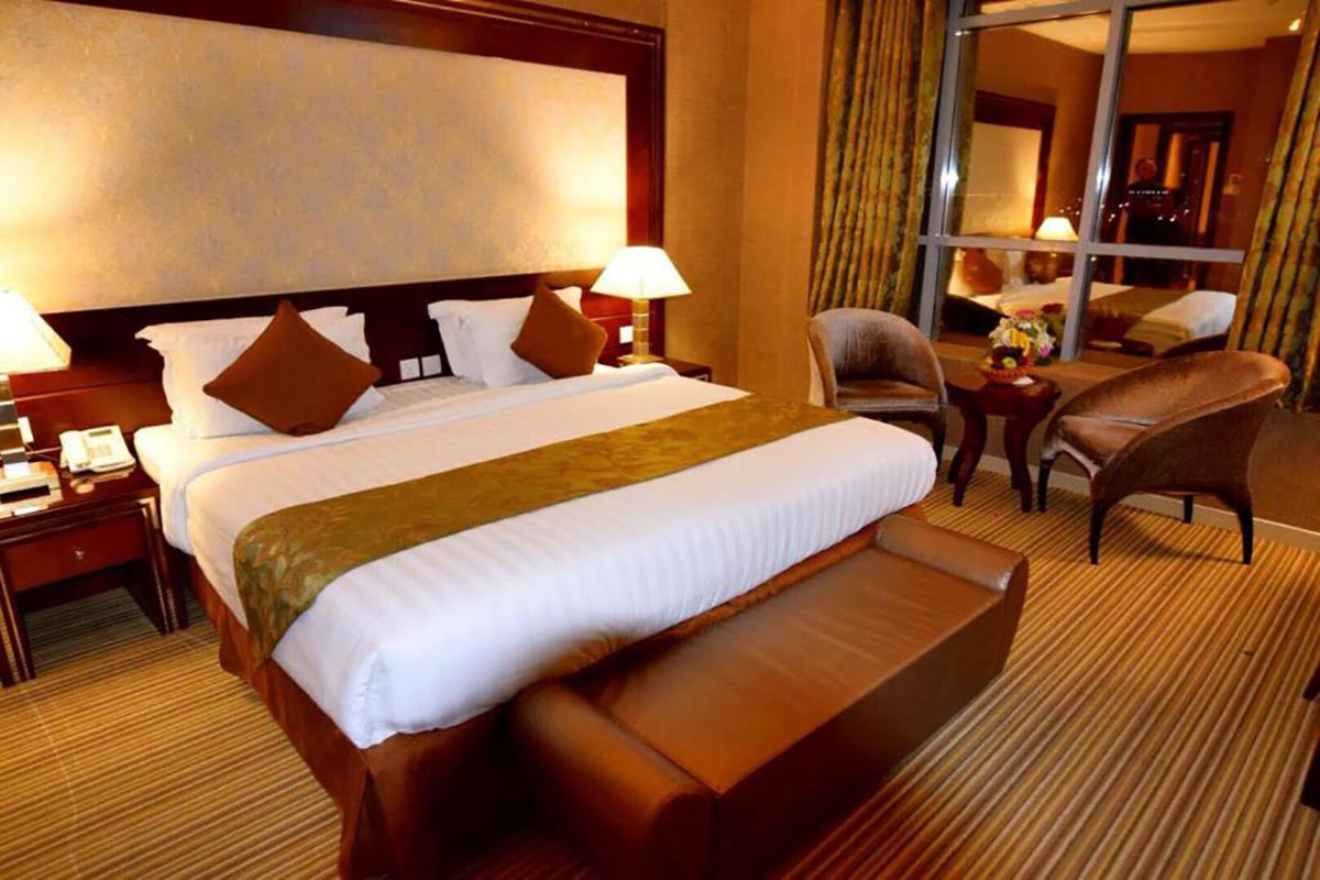 Meilleurs hôtels de Djeddah-Garden Palace Hotel