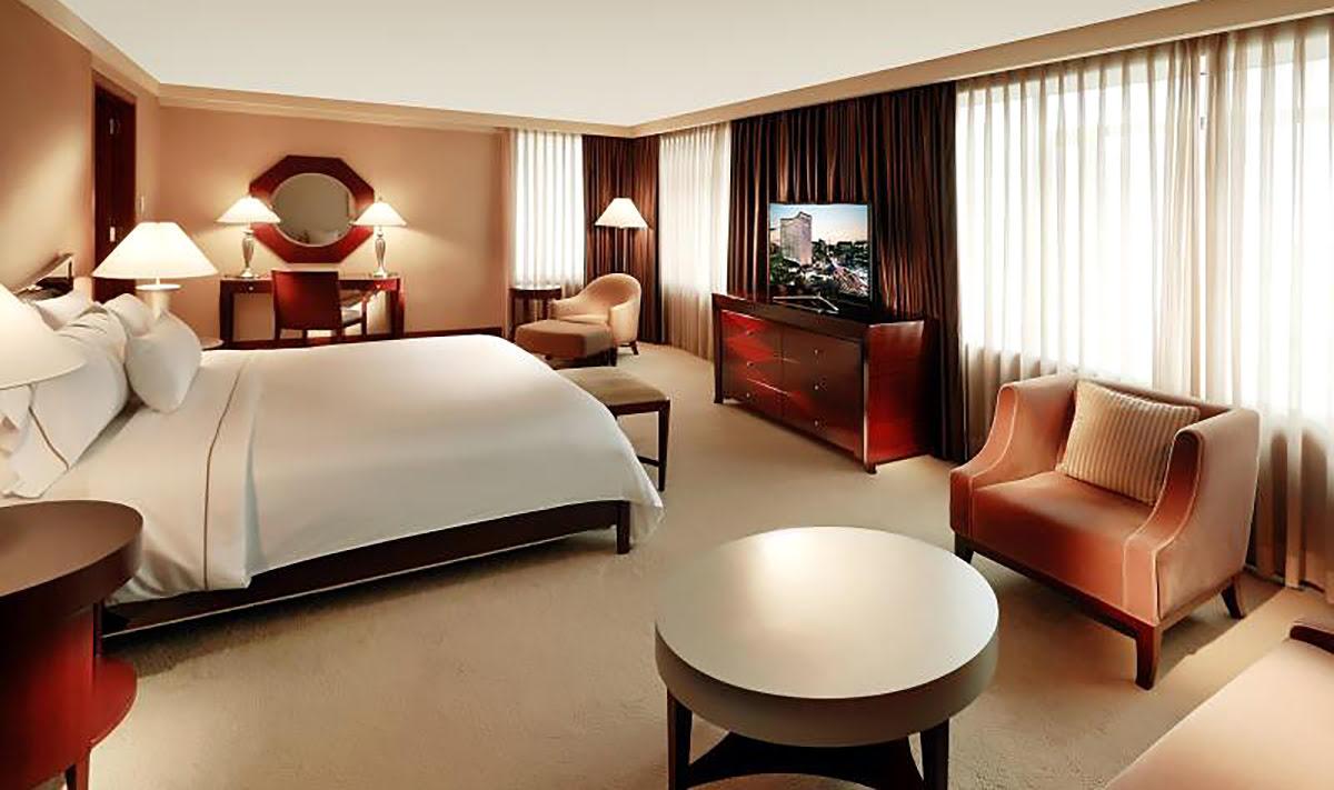 Best hotels in Seoul-South Korea-The Westin Chosun Seoul