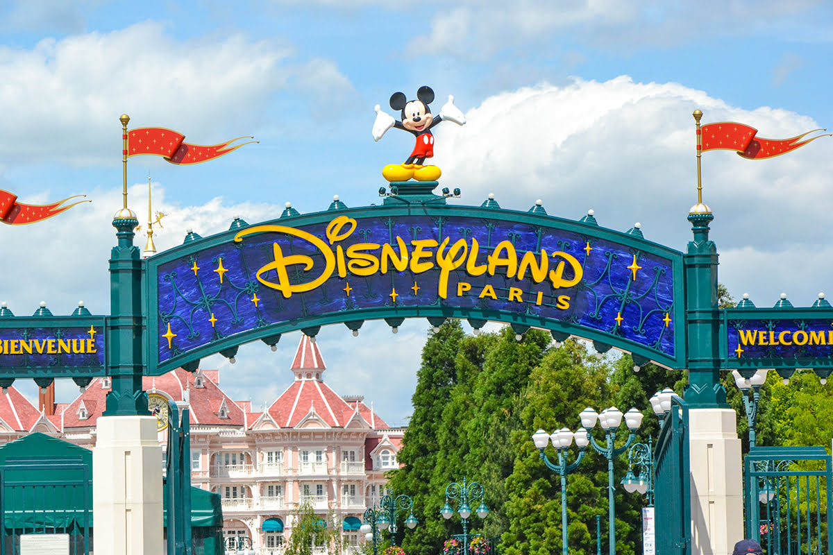 Day trips from Paris-France-travel-Disneyland Paris